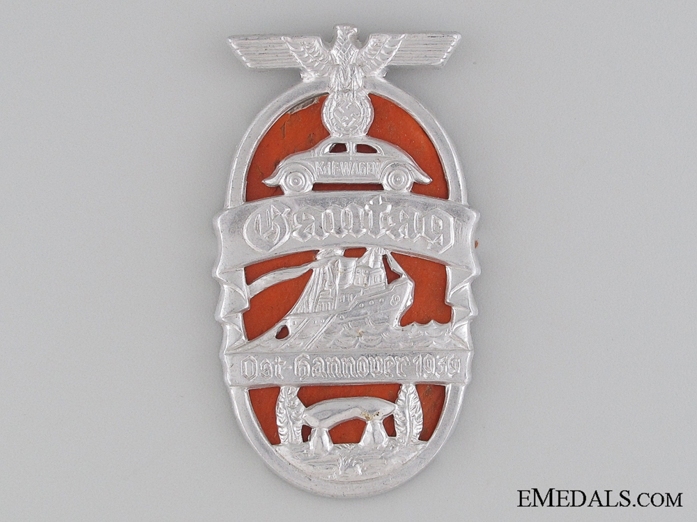 1939 Ost-Hannover Gautag Tinnie
