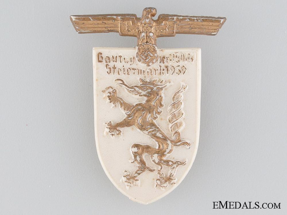 1939 Steiermark Gautag Tinnie