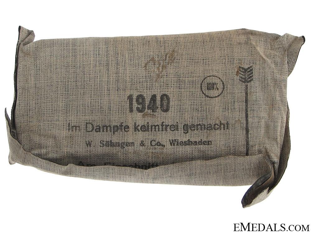 1940 Luftwaffe Medical Bandage
