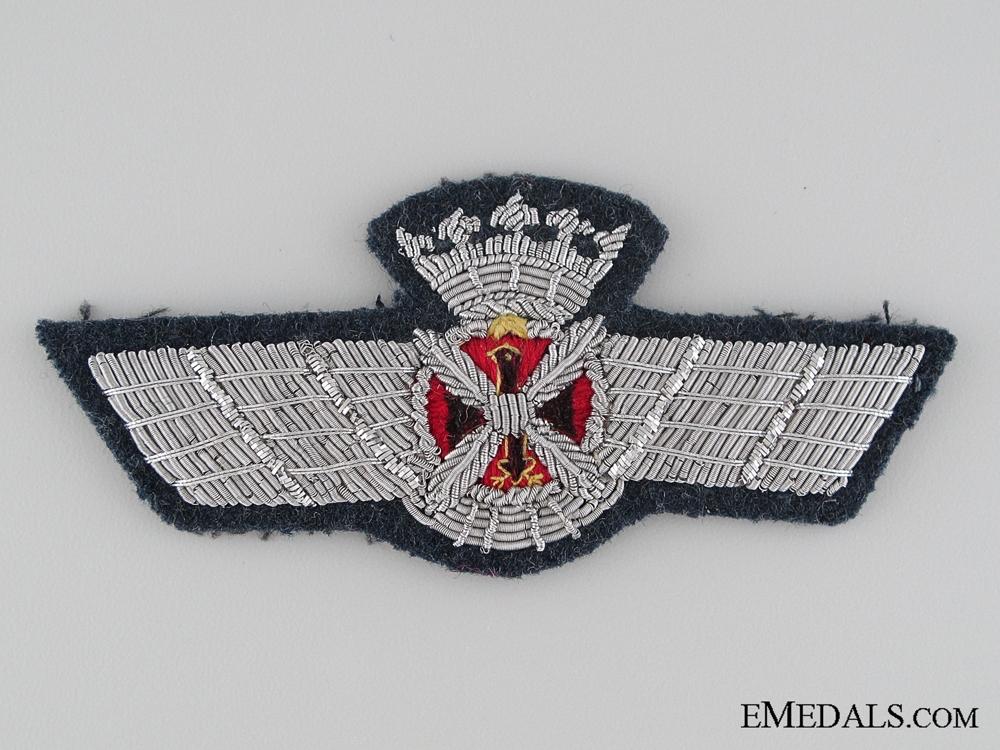 1940's Spainish Air Force Pilot/Observer Badge