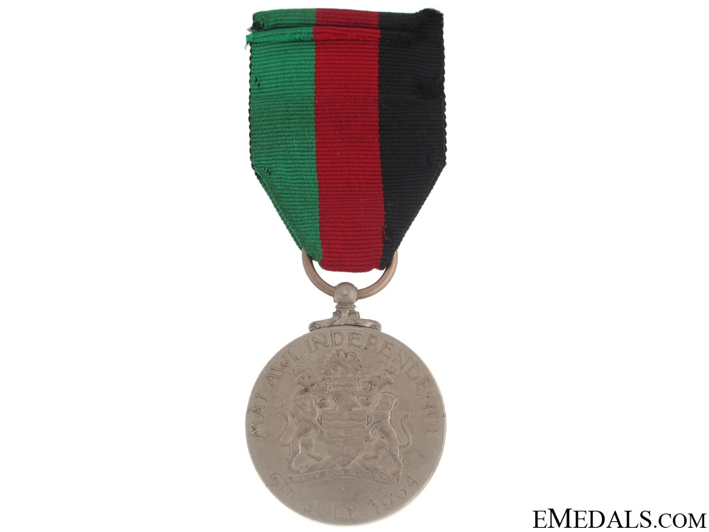 Malawi Independence Medal 1964