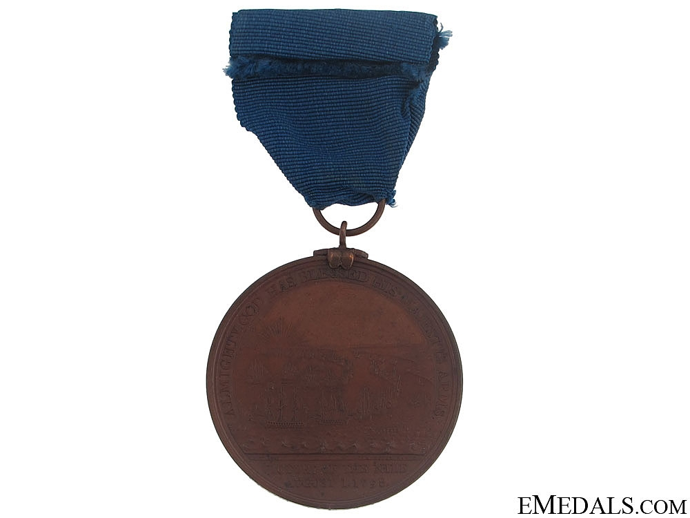 Davisons Nile Medal