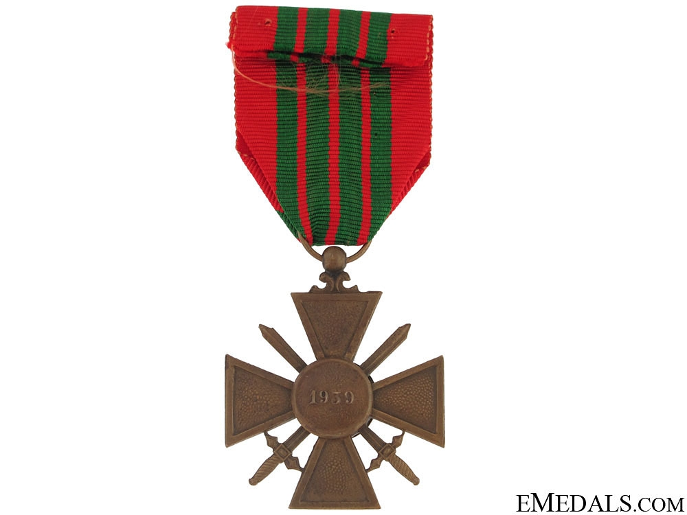 WWII War Cross - 1939