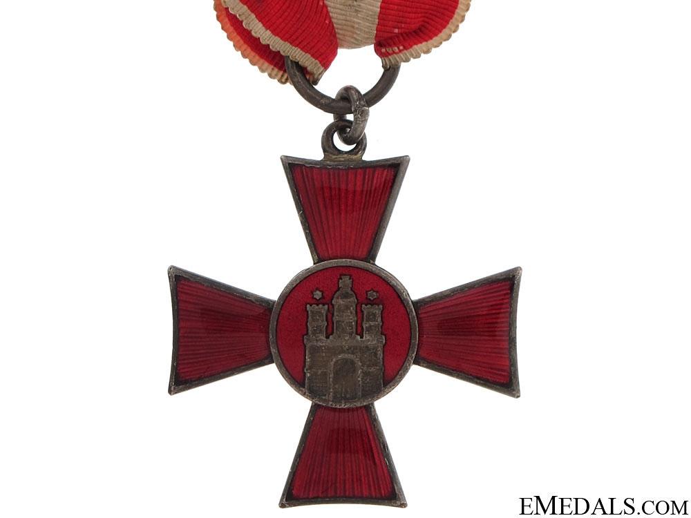 Hamburg Hanseaten Cross