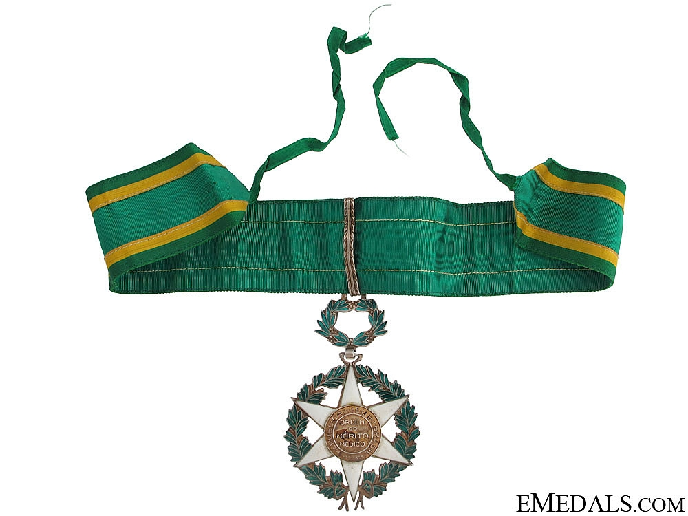Medical Order of Merit– Commander's Badge