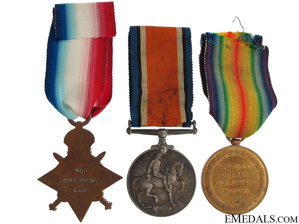 A Coldstream Guards First War Group