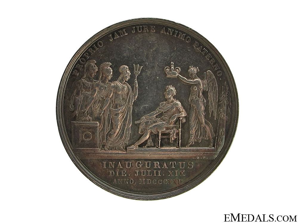 1821 George IV Coronation Medal