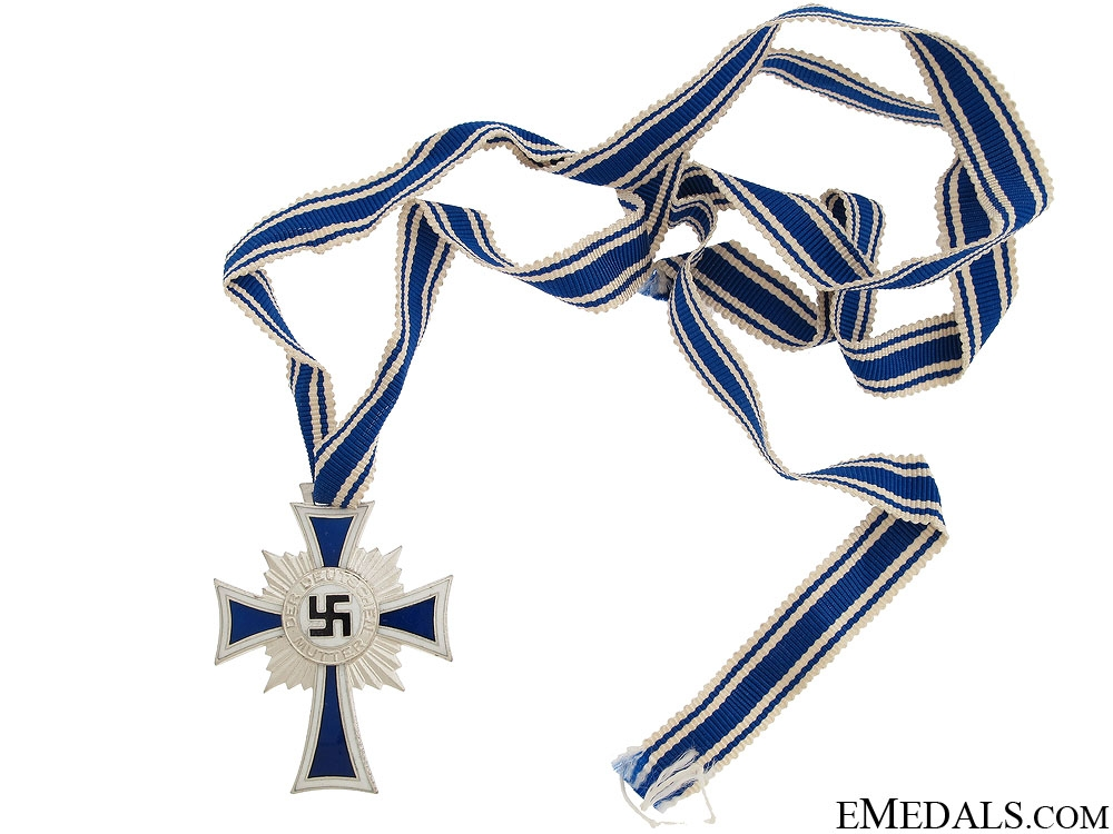 Mother's Cross - Silver Grade