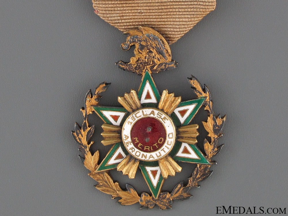 Medal for Aeronautical Merit - 1st Class