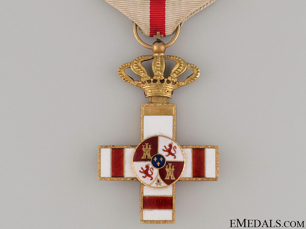 Order of Military Merit in Gold c 1890