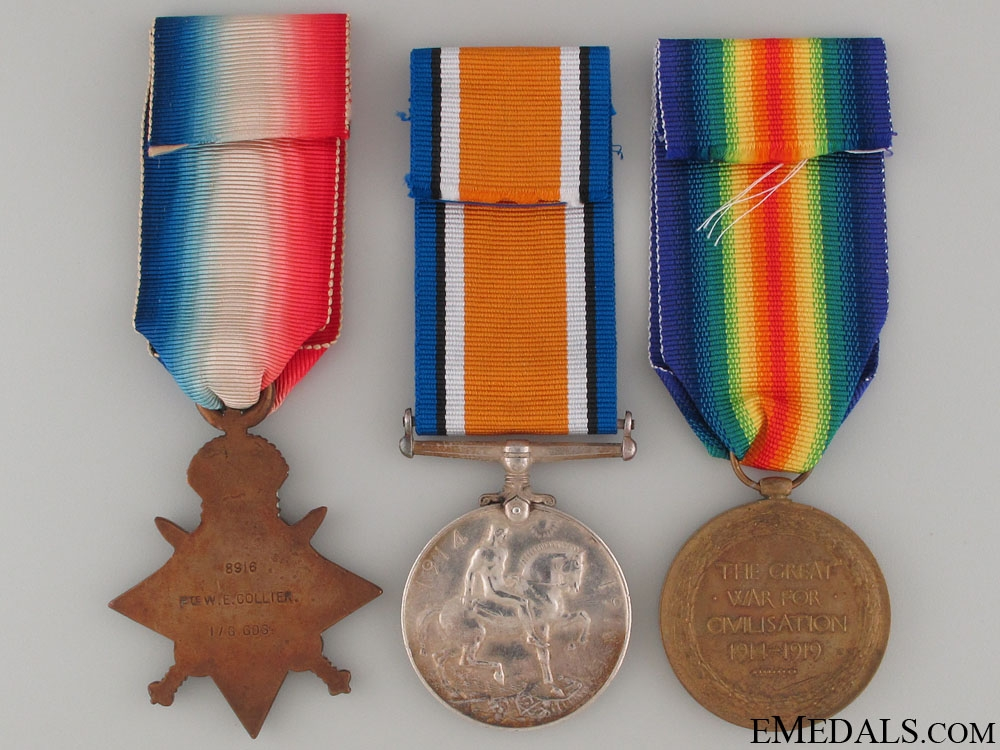 An Old Contemptibles Group to the 1st Grenadier Guards
