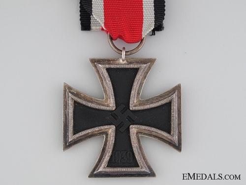 Iron Cross 2nd Class 1939 by Jakob Bengel