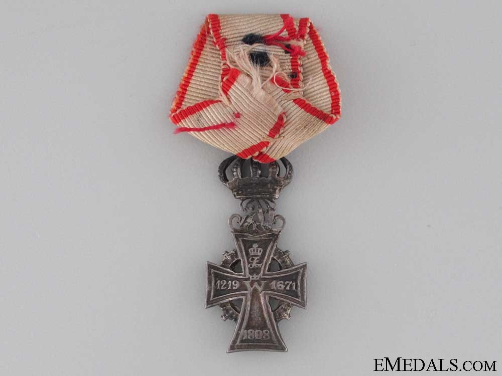 A Miniature Order of Dannebrog