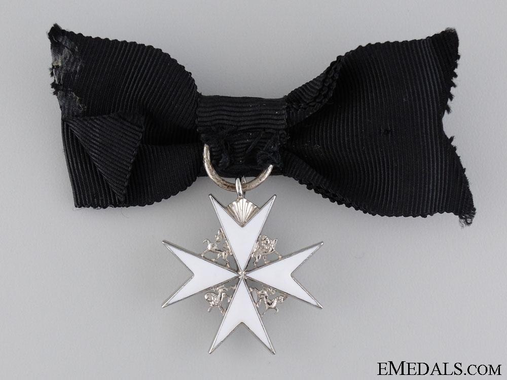 The Order of St. John; Officer Sister