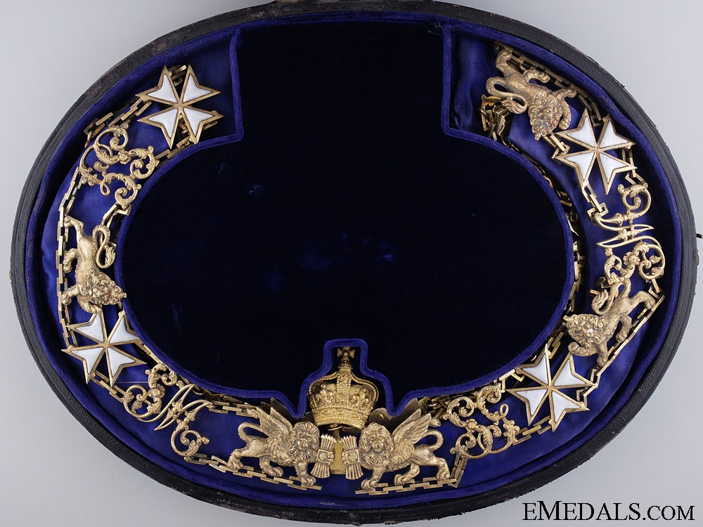 The Order of St. Michael and St. George; Grand Cross Collar