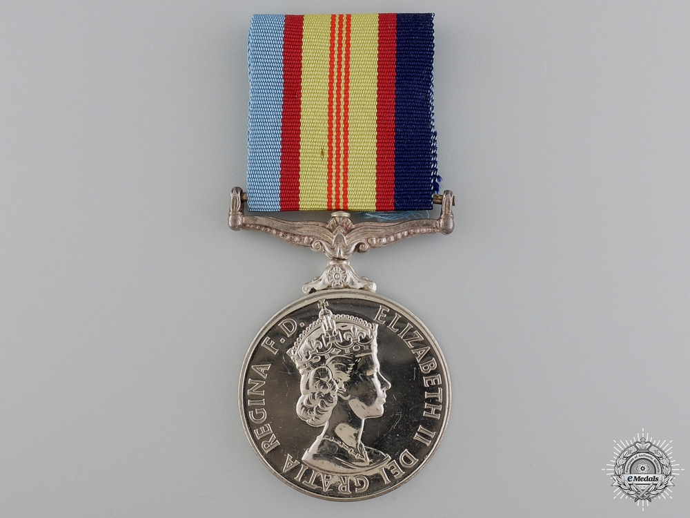 A Vietnam Medal to the Australian Army Training Team