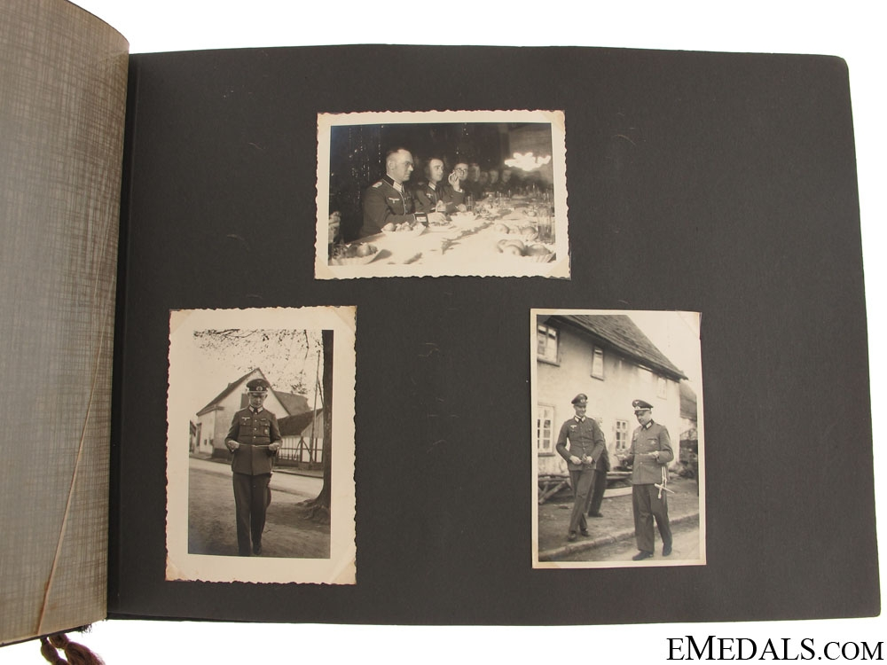 A German Army Photo Album