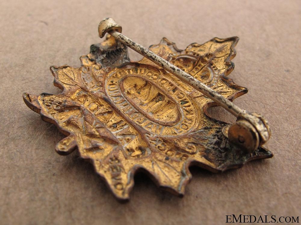 141st Battalion Sweetheart Pin