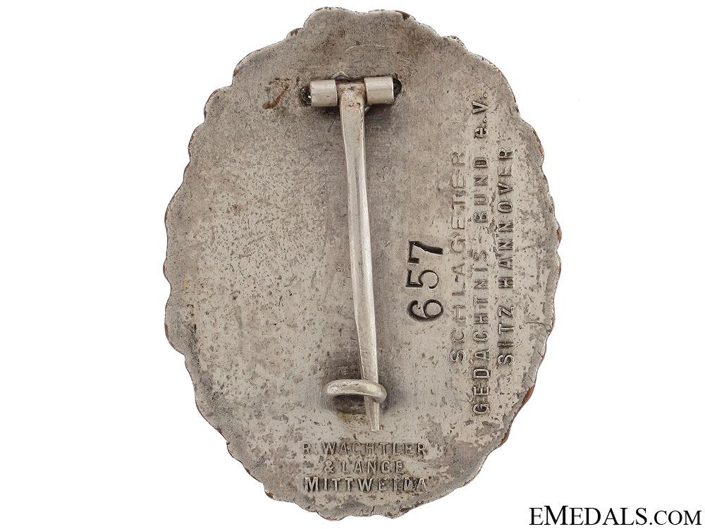 10 Year Schlageter Memorial Award 1923-33