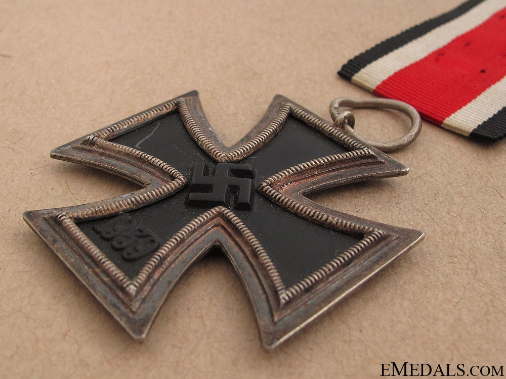 Iron Cross Second Class 1939 - Marked