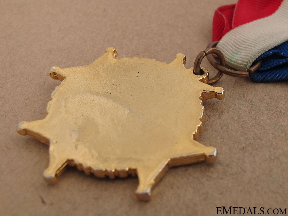 WWII Dieppe Raid Commemorative Medal 1942