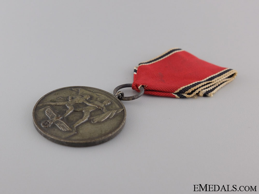 A Commemorative Medal for 13 March 1938; Marked