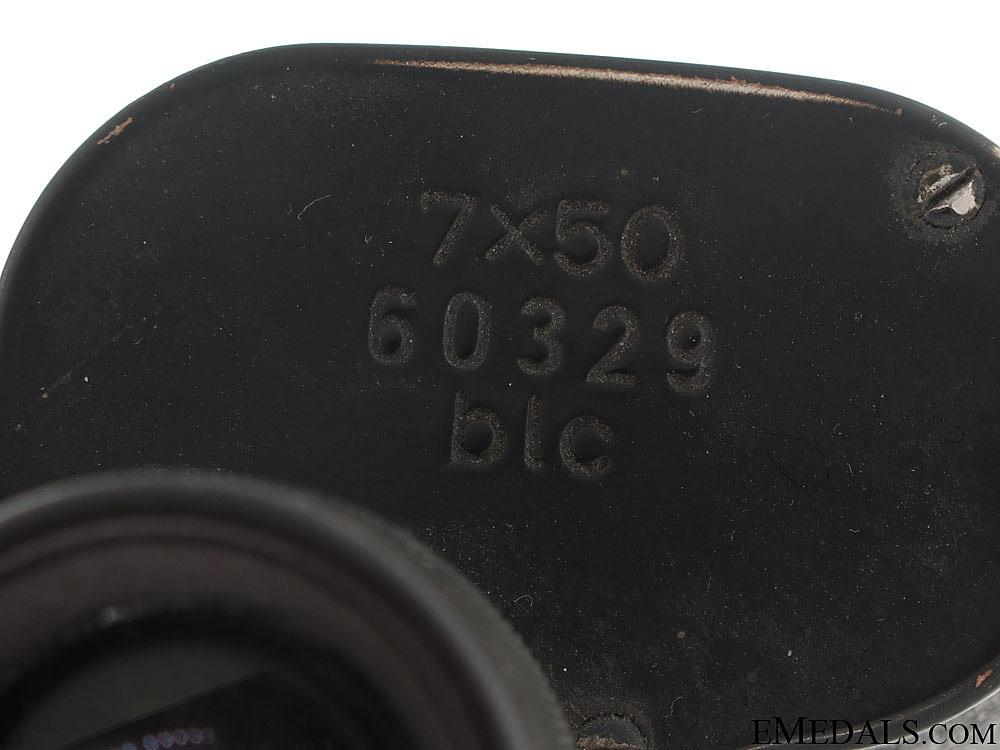 WWII German Field Binoculars