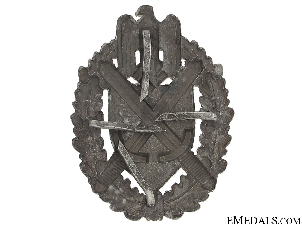 Army Lanyard Shooting Badge