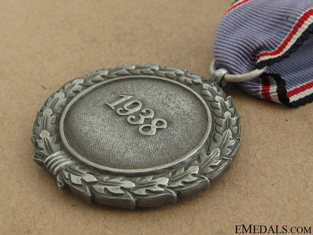 Luftschutz Medal - Heavy Version