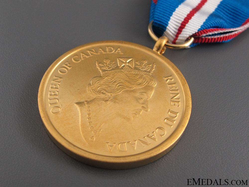 Queen Elizabeth II Golden Jubilee Medal 2002