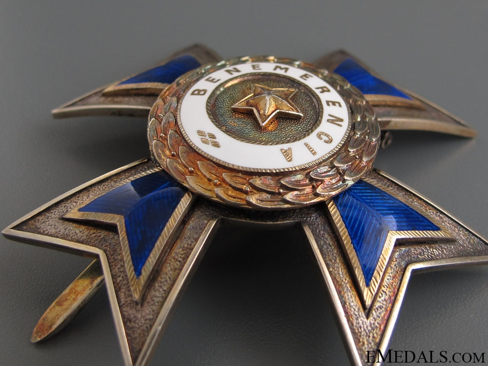 Order of Merit - Commanders Breast Star