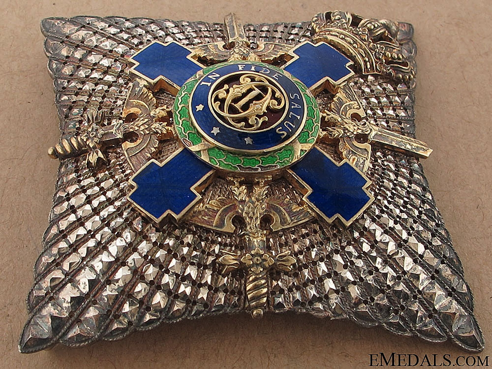 Order of the Star of Romania 1932-46