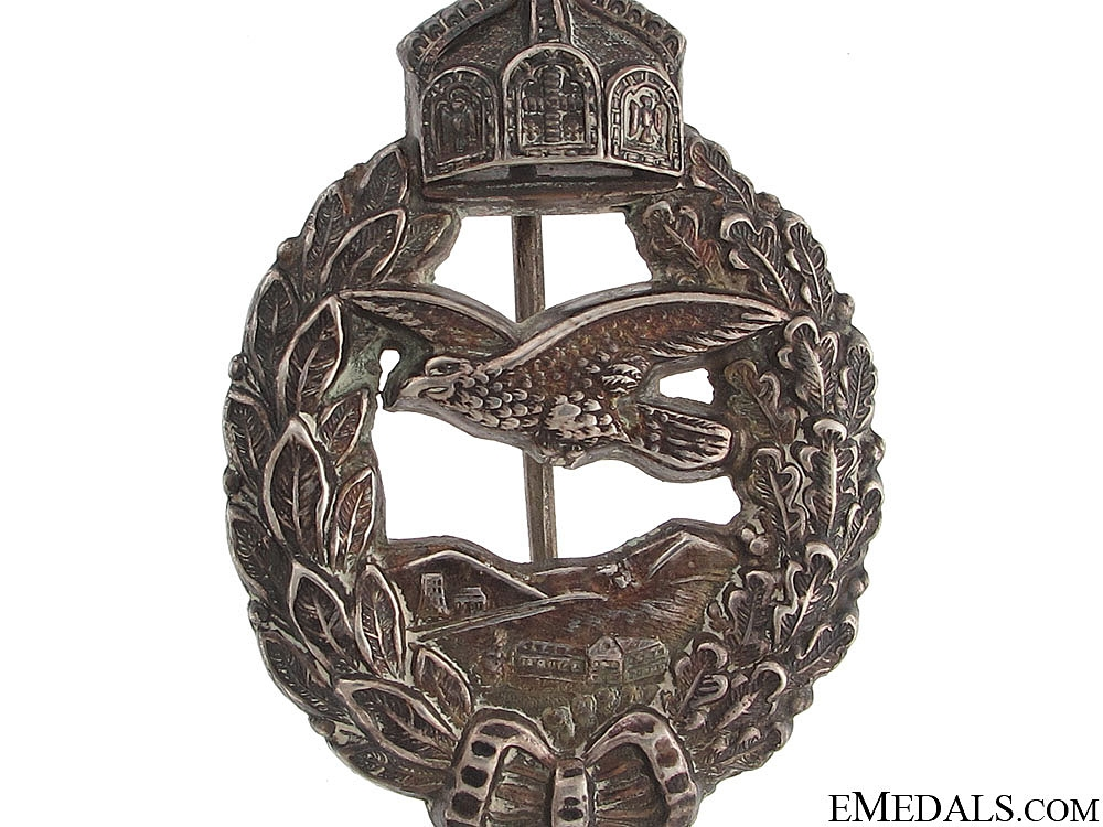 Prussian Pilot's Commemorative Badge