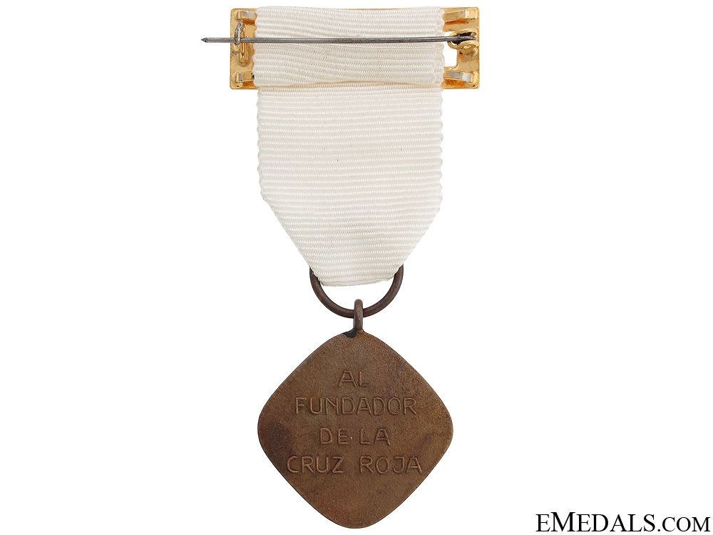 Spanish Red Cross Founders Medal