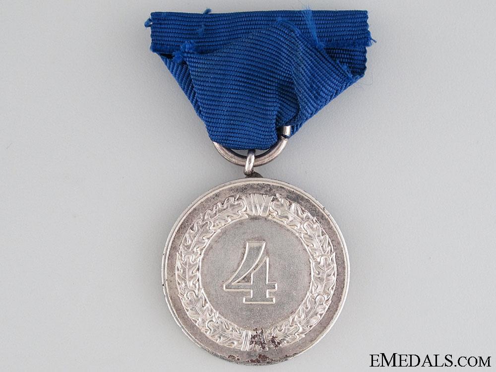 Wehrmacht Long Service Award - 4th Class