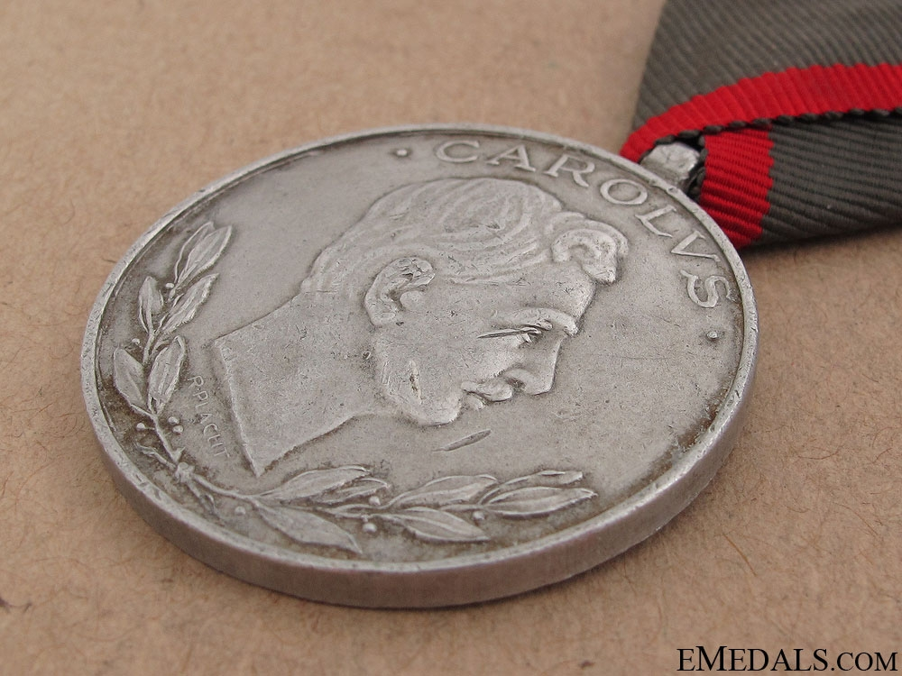 An Austrian Wound Medal