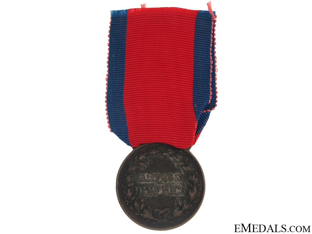 An African Campaign Medal