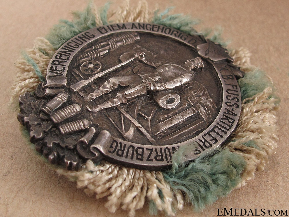 WWI German Veterans Badge