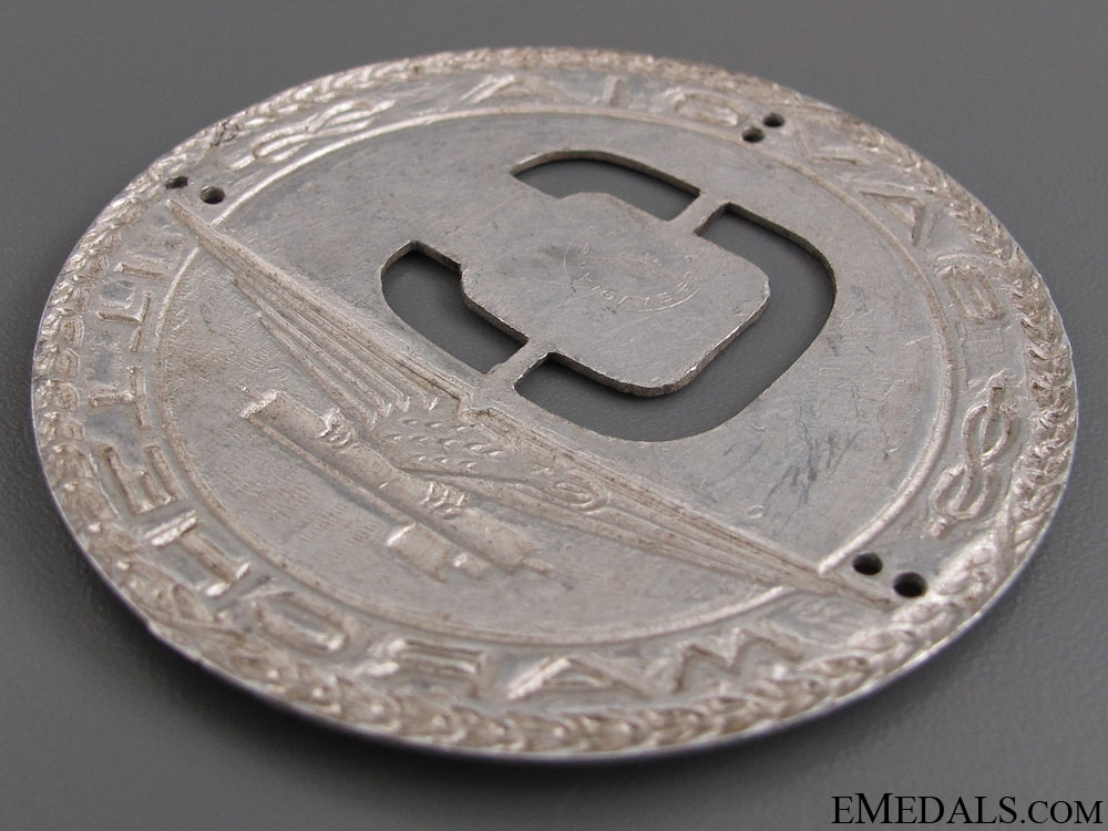 Savoia-Marchetti Airplane Badge