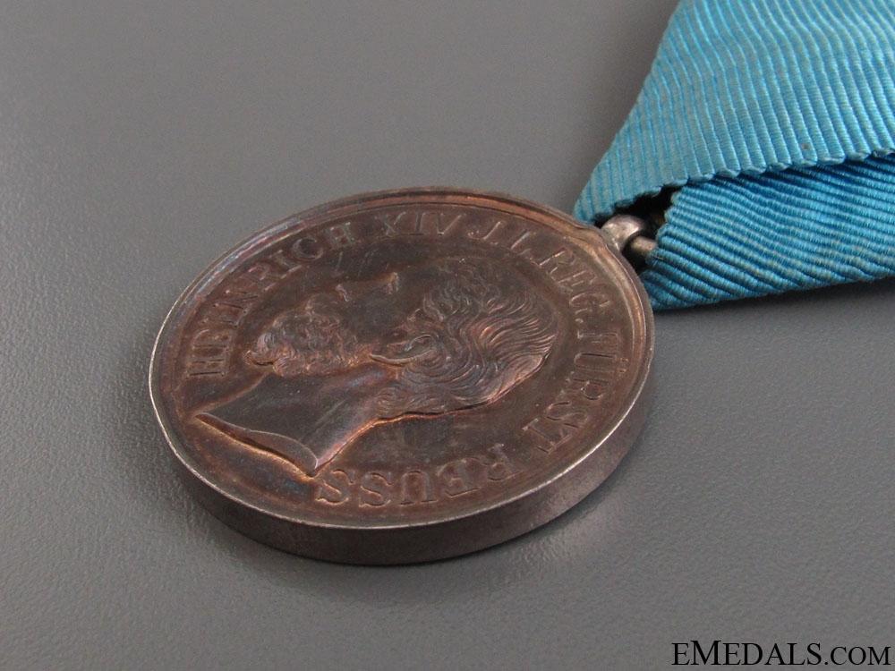 Reuss Household Long Service Medal