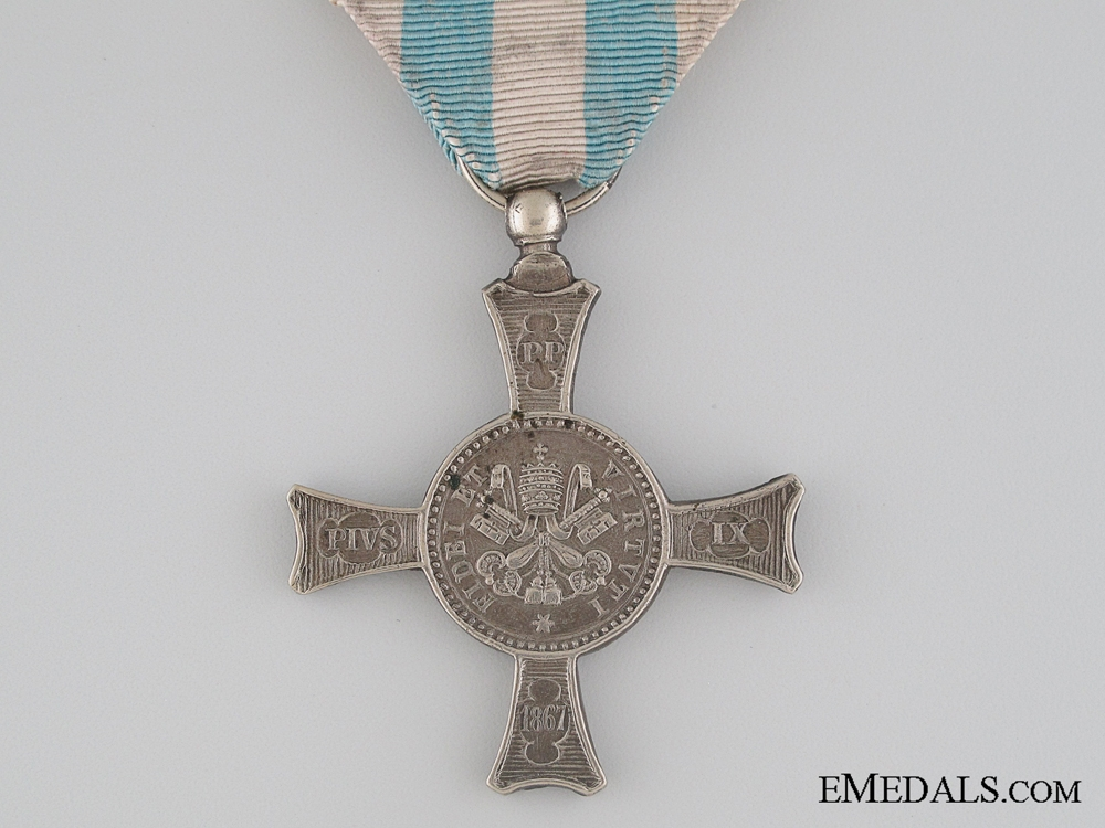1867 Cross of Mentana