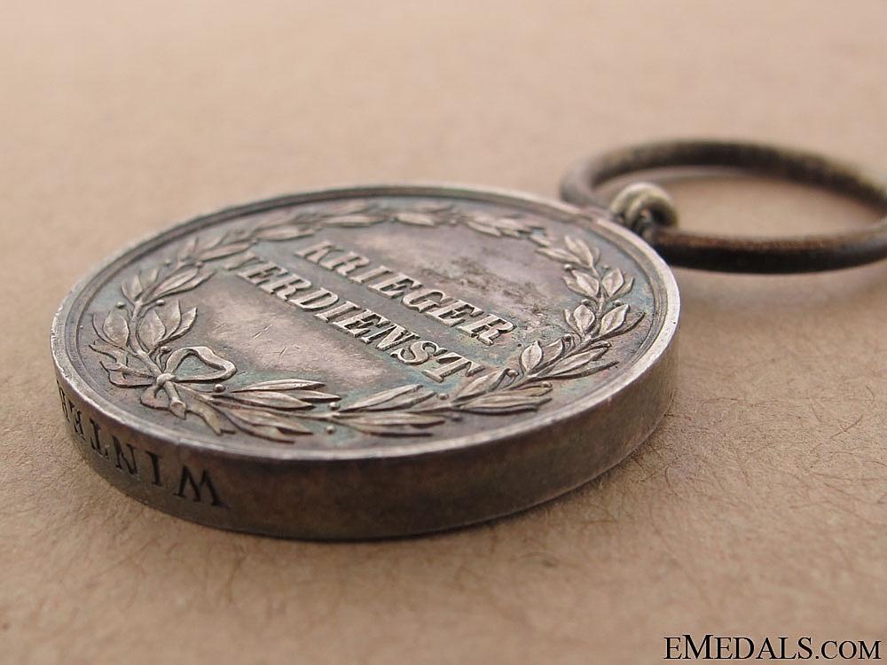 Military Merit Service Medal 1841-1866