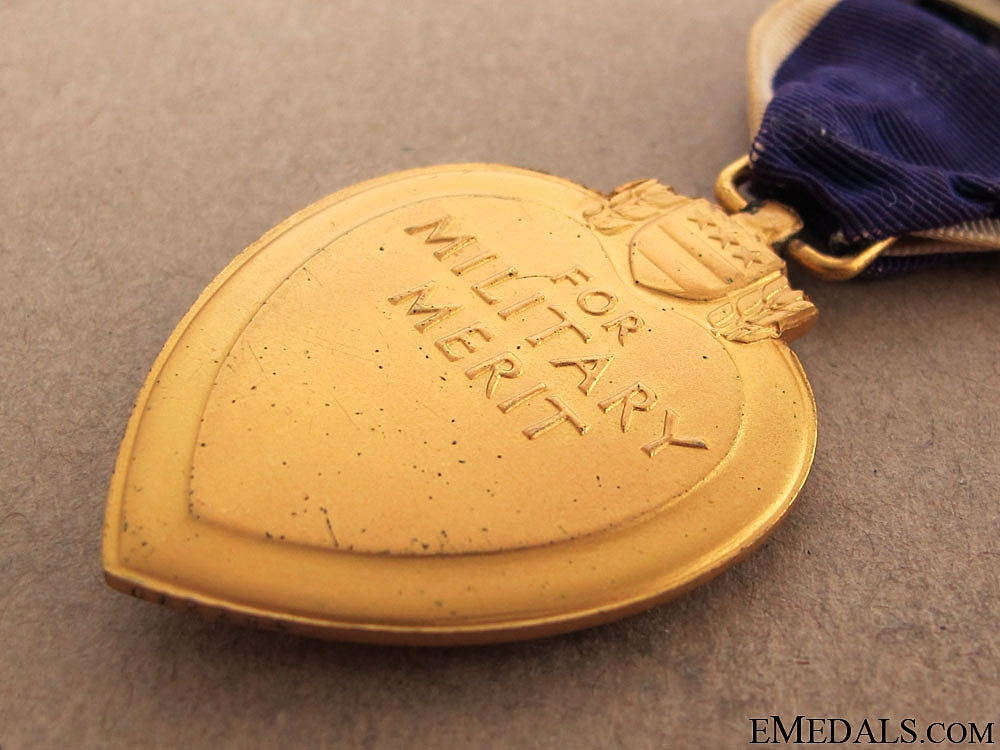 Second War Purple Heart