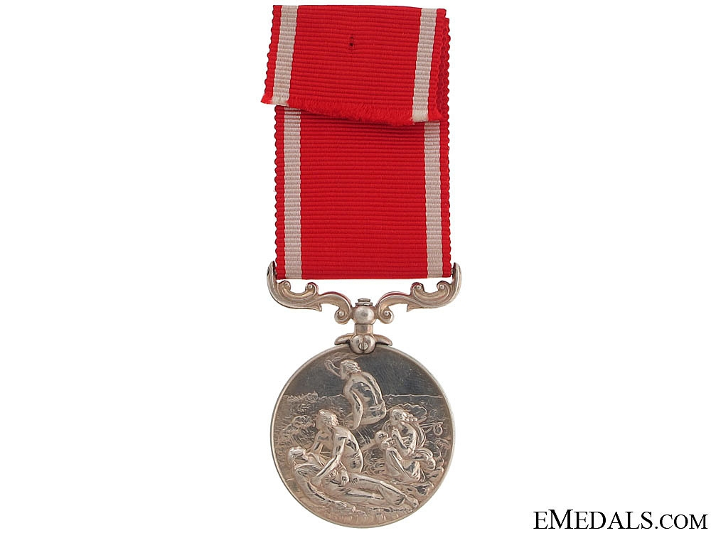 Sea Gallantry Medal for actions of November 1913