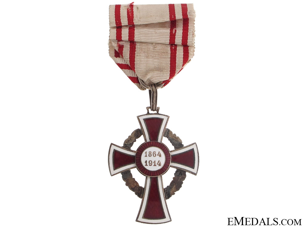 Red Cross Decoration 3rd Class