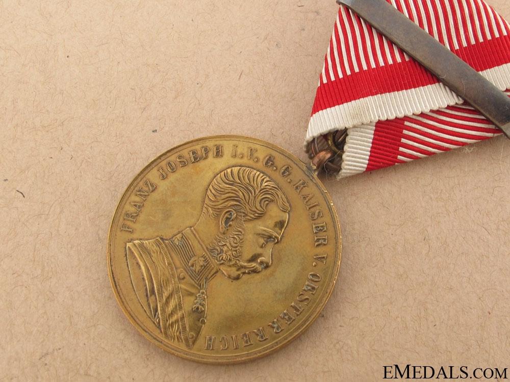 Golden Bravery Medal – 1920's
