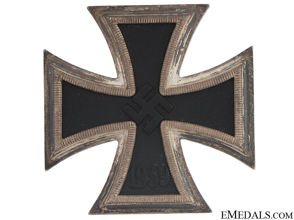 """Iron Cross 1st. Cl. 1939 """"¢¤ Maker 3"""