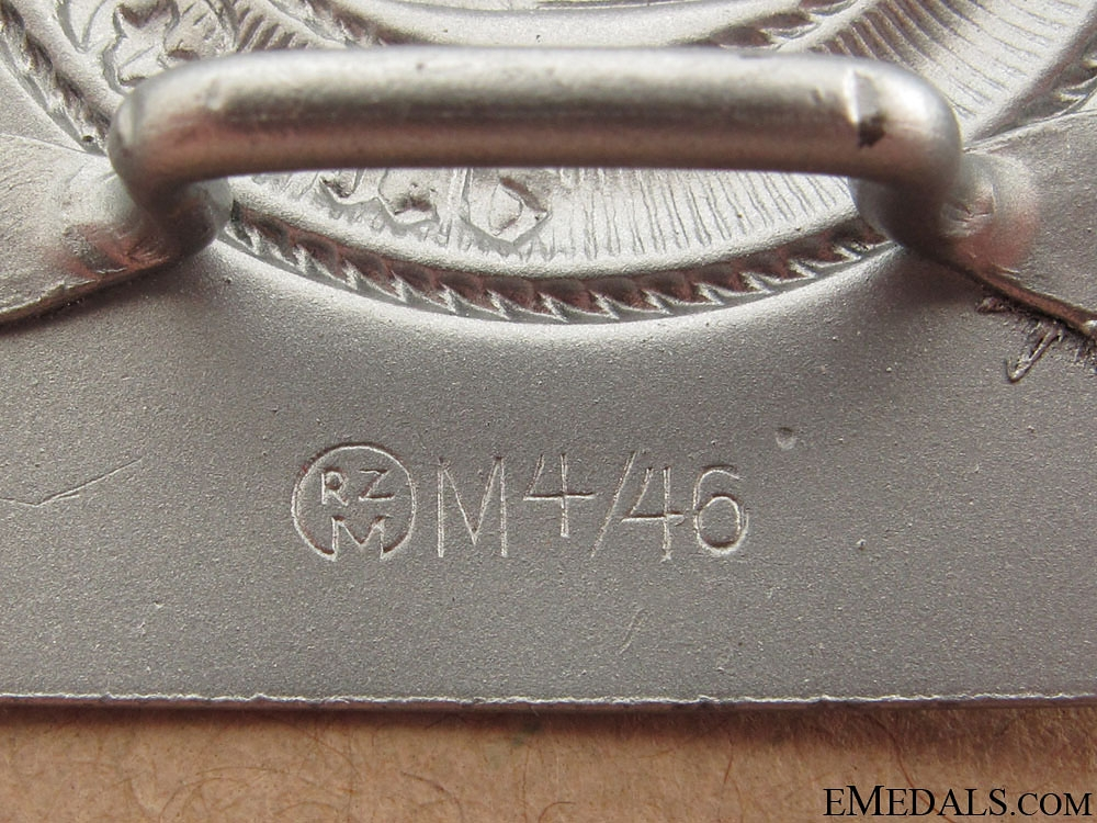 HJ Belt Buckle - Mint
