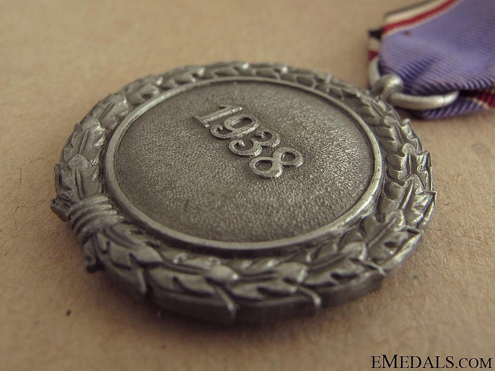 Luftschutz Medal - Heavy Version