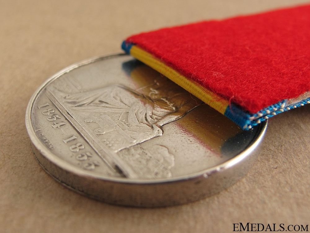Baltic Medal 1854-55